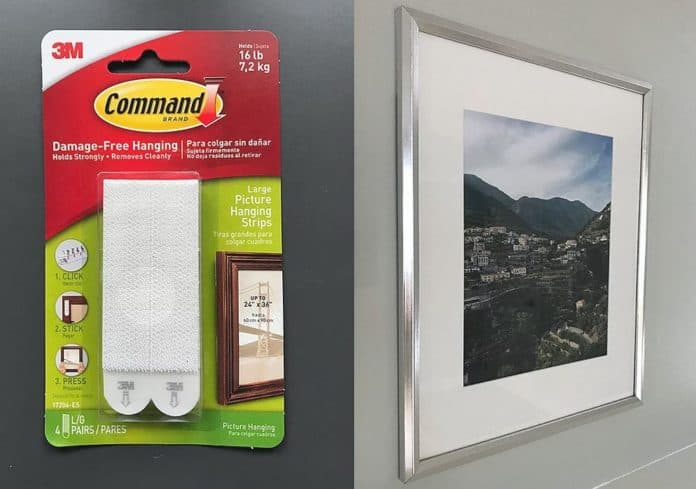 Command Picture Hanging Strips In Depth Review Pros Cons