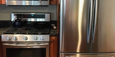 How to Clean Stainless Steel Appliances Without Streaking: 4 Easy Steps