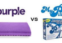 purple pillow vs mypillow