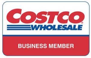 Costco Business membership card