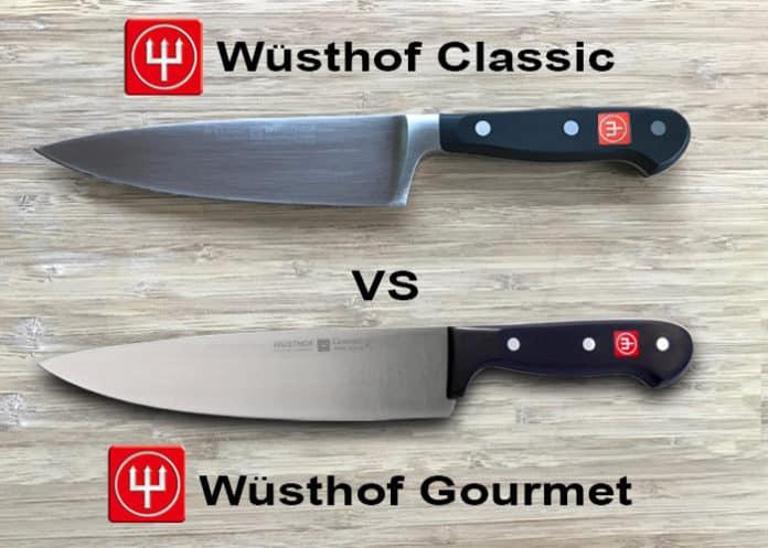 Wusthof Classic Vs Wusthof Gourmet In Depth Comparison With