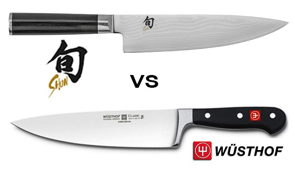Shun vs. Wusthof: Kitchen Knives Compared (With Pictures ...