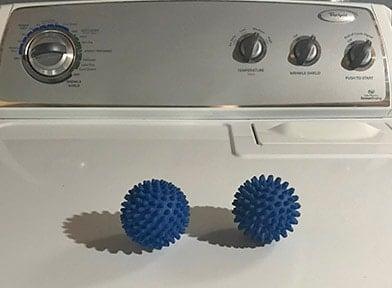 Whitmor Plastic Dryer Balls