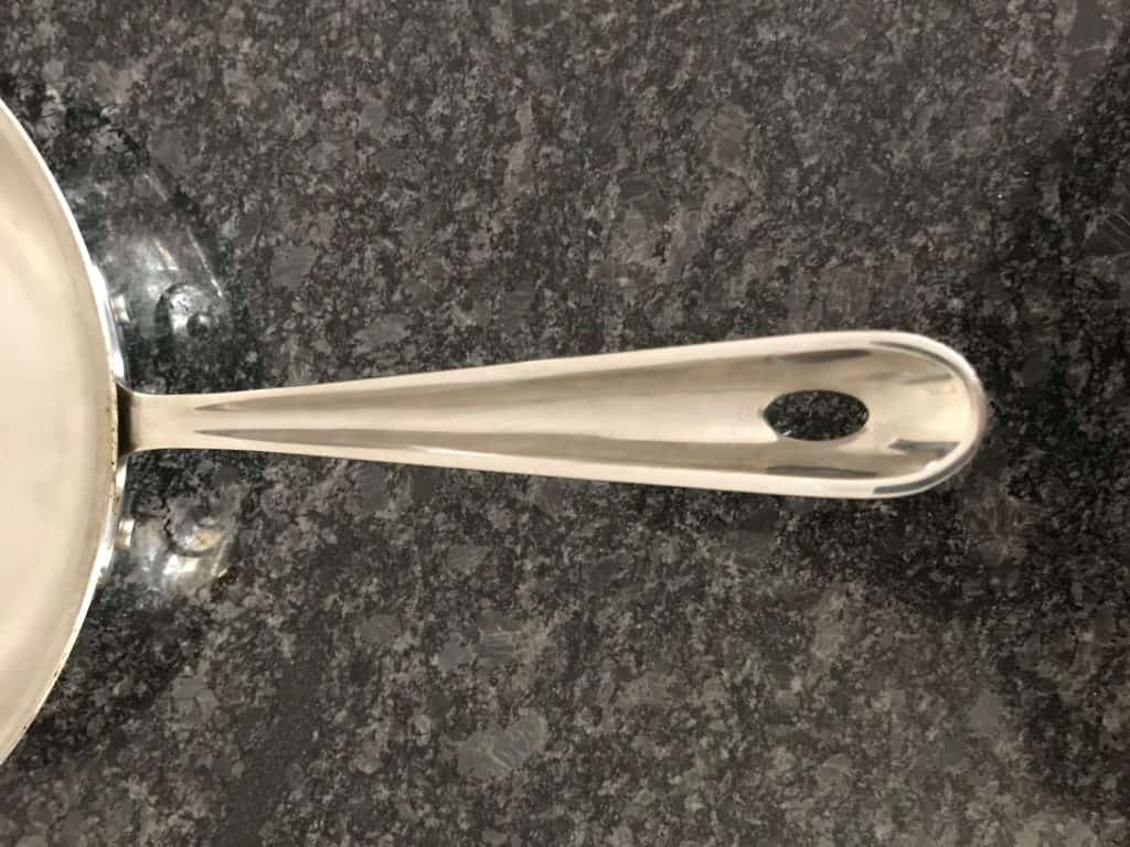 All Clad Handle