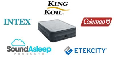 The Best Queen Size Air Mattresses (Top 5 Compared)