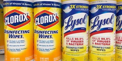 Clorox vs. Lysol: Which Disinfecting Wipes Kill More Germs?