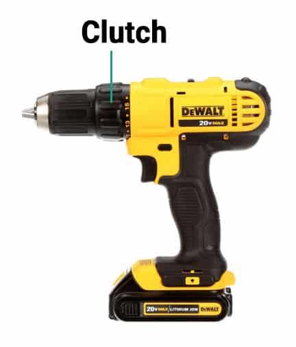 DeWalt Drill Clutch