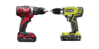 Ryobi vs. Milwaukee Cordless Drills: What Are Their Differences?