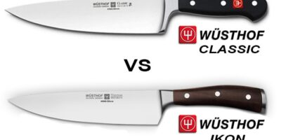 Wusthof Classic vs. Wusthof Ikon: What Are the Differences?