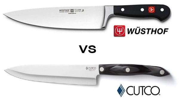 Cutco vs. Wusthof