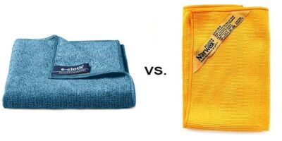 E-Cloth vs. Norwex: What Are the Differences?