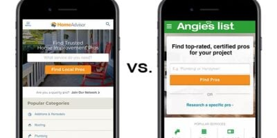 HomeAdvisor vs. Angie's List: Differences, Similarities, Pros, and Cons
