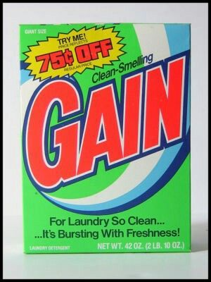 Original Gain Detergent