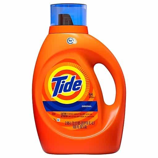 Tide High Efficiency Detergent