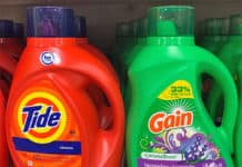 Tide vs. Gain