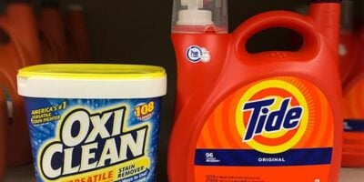 OxiClean vs. Tide: Which Detergent and Stain Remover Is the Best?