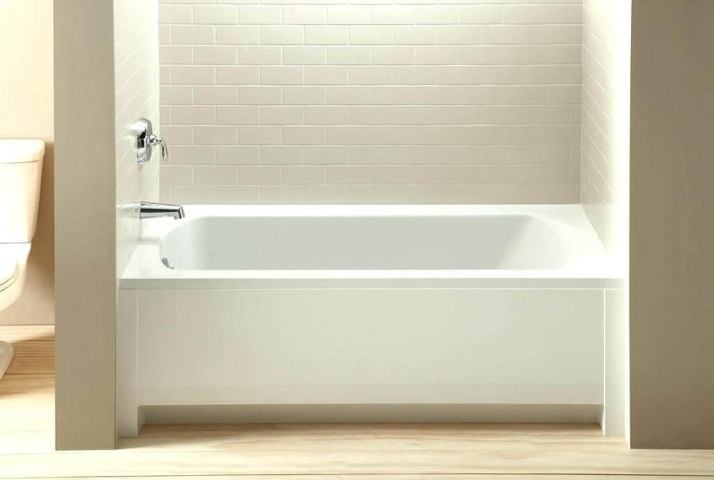 Alcove Cast Iron Bathtub