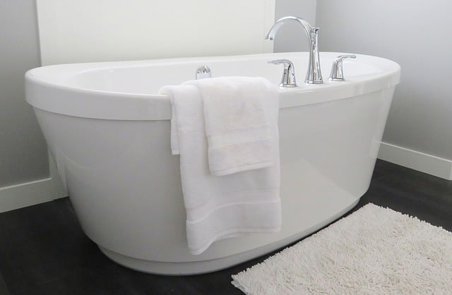 Freestanding Cast Iron Bathtub