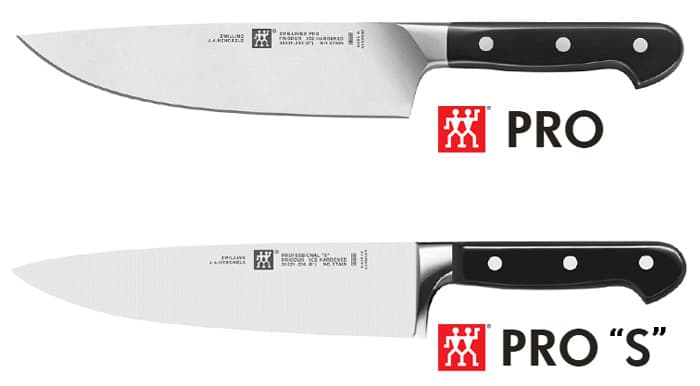 Zwilling J.A. Henckels Pro or Pro S
