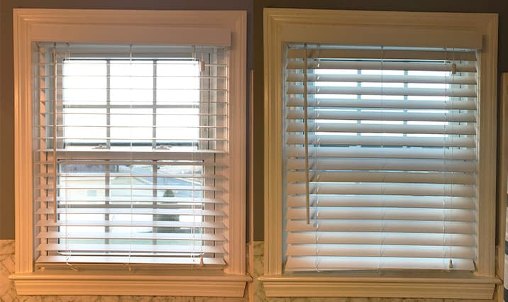 blinds privacy