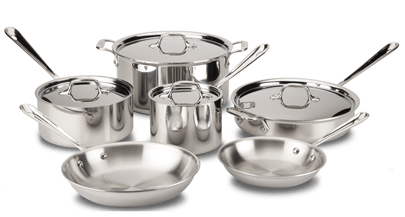All-Clad D3 Stainless Collection