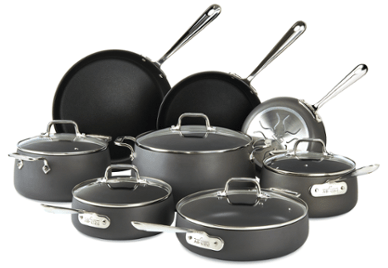 All-Clad HA1 Non-Stick Collection