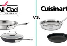 All Clad vs. Cuisinart
