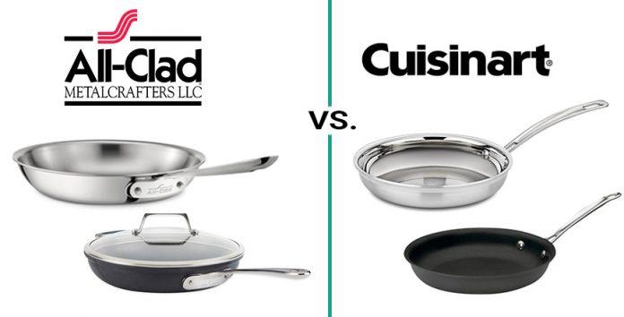 All Clad vs. Cuisinart