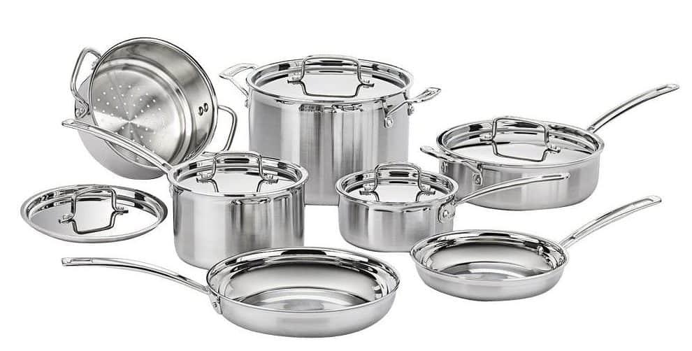 Cuisinart Multiclad Pro Stainless Steel