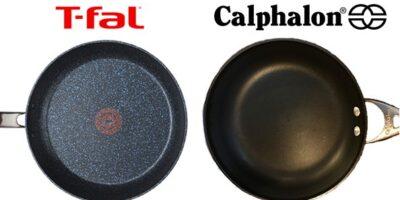 T-fal vs. Calphalon: In-Depth Cookware Comparison