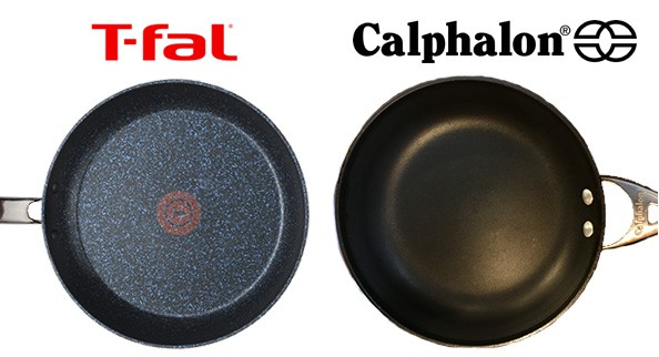 T-Fal vs. Calphalon Cookware