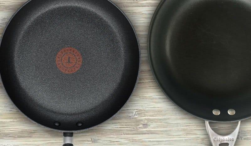 T-Fal versus Calphalon Cookware