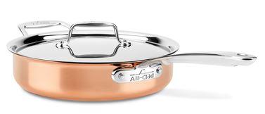 All-Clad C4 Copper