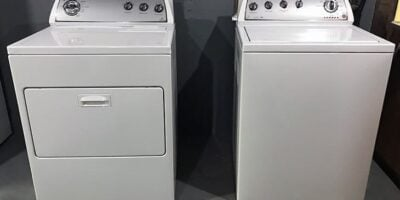 Average Washing Machine and Dryer Weight (With 40 Examples)