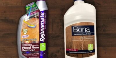 Rejuvenate vs. Bona: Which Floor Cleaner and Polish Is the Best?