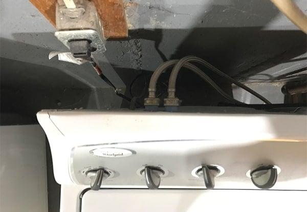 Washing Machine Disconnect