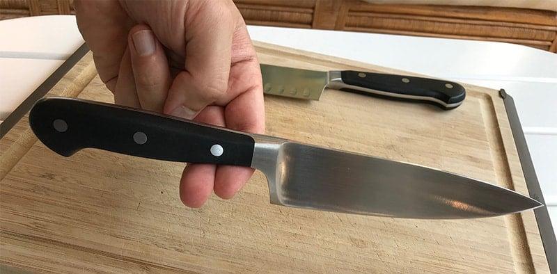 Wusthof Classic Chefs Knife Balance