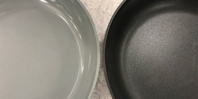 Ceramic vs. Teflon Cookware: What's the Difference?