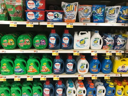 Persil Product Selection