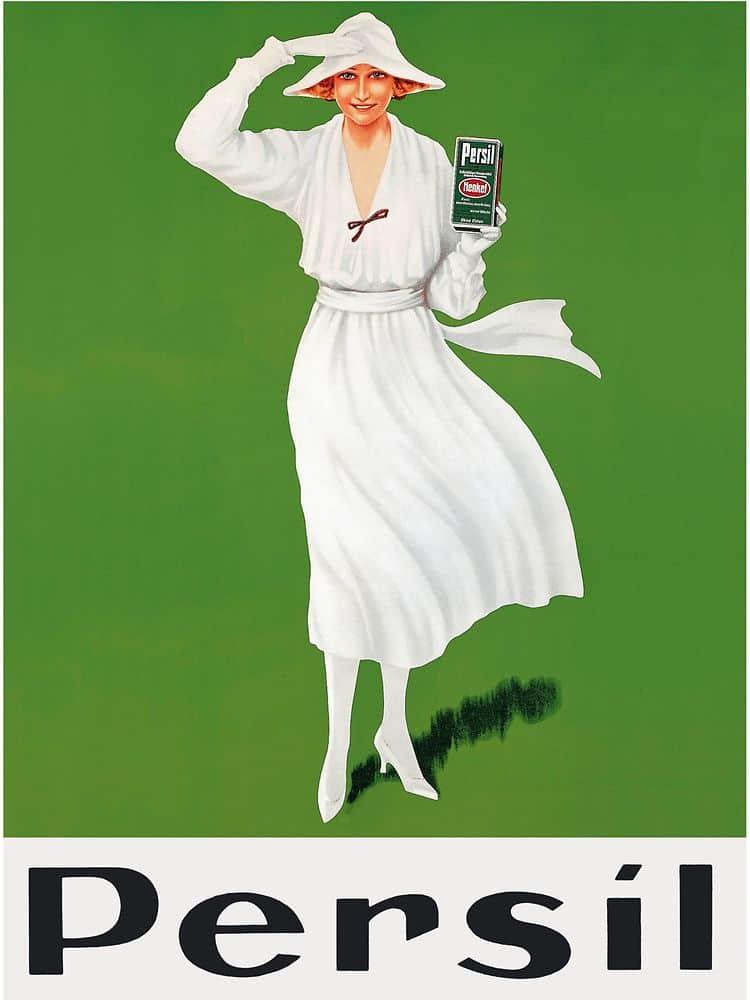 Persil White Lady