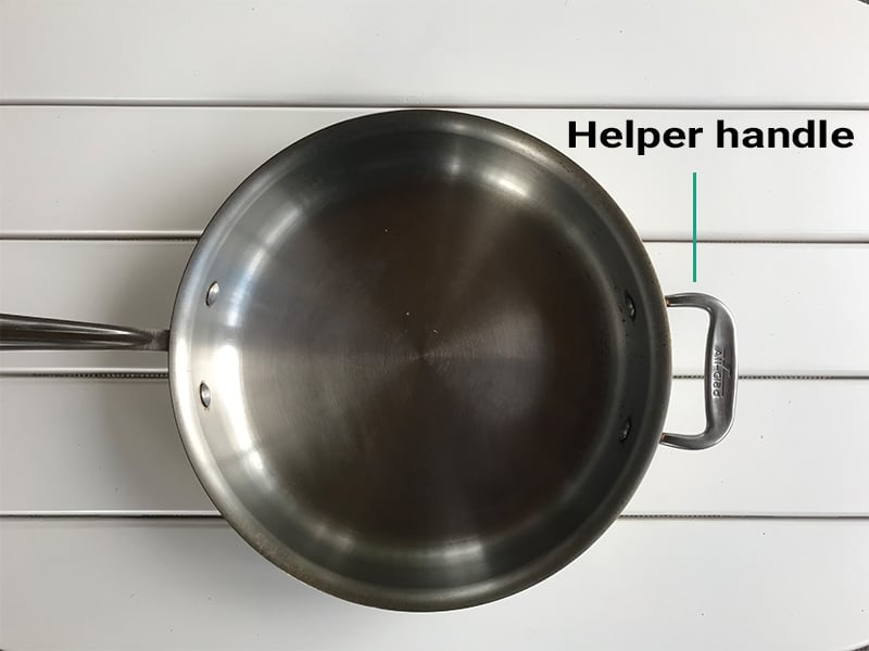 All-Clad helper handle