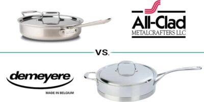 Demeyere vs. All-Clad: How Does Their Cookware Compare?