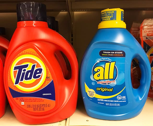 All vs. Tide