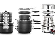 Best Space Saving Stackable Cookware