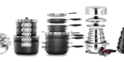 Best Space-Saving & Stackable Cookware (Top 5 Compared)