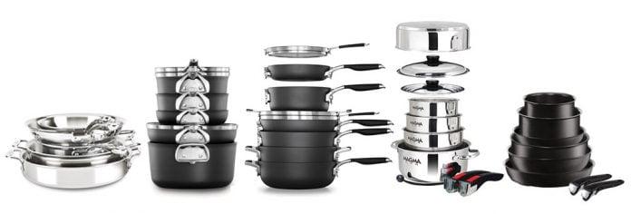 Best Space Saving Stackable Cookware