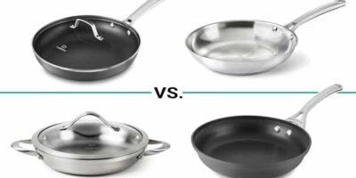 Calphalon Classic vs. Contemporary: What's the Difference?