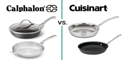 Calphalon vs. Cuisinart: Which Cookware Is Better?