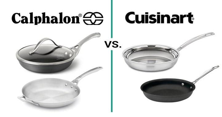 Calphalon vs. Cuisinart