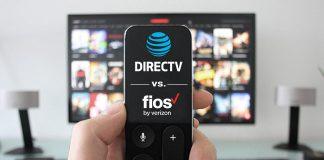 DirecTV vs. Verizon Fios